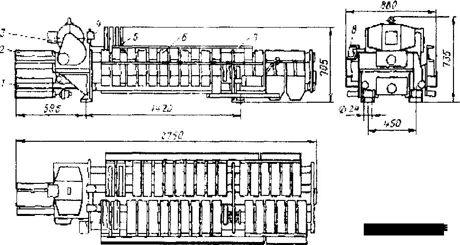 контроллера ЭКГ - 8ж.
