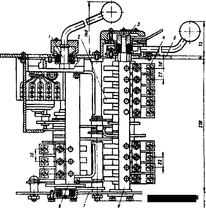 Дипломная работа контроллер машиниста 7141
